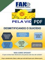 Desmitificando o suicídio!