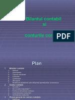 Bilantul si conturile contabile[543].ppt