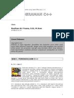 Pendahuluan Pen Gen Alan Program c++ Bab1-2
