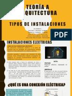 Tippos de Instalacion Electrica