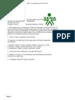 Taller Sena 1 Carlos Fonseca