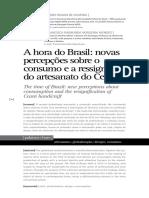 A hora do Brasil