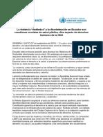 Comunicado Prensa Relator Salud