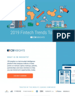 2019 Fintech Trends report by CB Insights.pdf