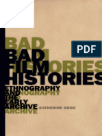 Bad Film Histories - Katherine Groo