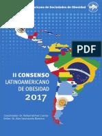 II Consenso Latinoamericano de Obesidad 2017