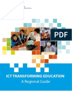 Ict Transforming Education