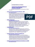 Sitios de interés para Emprendedores en Internet.docx