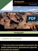 7 Et 8 Stratigraphie Et Paléontologie