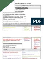 paytons unit plan