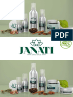 Catalogue Janati