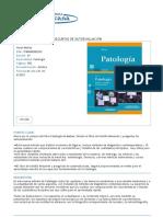Patología + Resumen y preguntas de autoevaluación