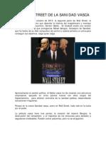 El Wall Street Vasco