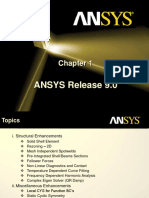 Ansys release 9 presentation