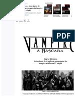 Docdownloader.com Regras Basicas e Guia Rapido de Criaao de Personagens de Vampiro a Mascara 5 Ediao