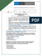 SSTAR Examen - Módulo 10