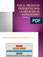 Fase 6 Yobany Ramirez