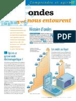 Infographie Carrefour - Ces Ondes Qui Nous Entourent