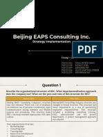 Beijing EAPS Consulting Inc.