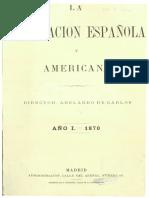 La Ilustracion Espanola y Americana 690