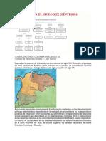 colombia siglo xix