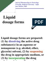 Liquid Forms
