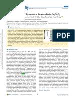 SEminario Inorganica