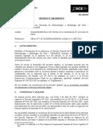 168-18 - TD. 13514313 SENAMHI Respecto a La Disponibilidad Físico Del Terreno