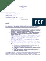 Echegaray v. Secretary of Justice, G.R. No. 132601, January 19, 1999
