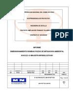 SEI Dimensionamiento Bombas Pozos de Mitigacion Ambiental