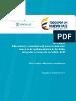 Directrices Educacion para la Salud en marco RIAS 301017.pdf
