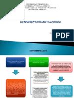 Act Nro.- 4 La Reunión Normativa Laboral