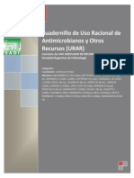 FOSFOMICINA, revision bibligrafica 2015