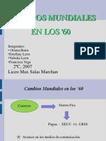 CAMBIOS DE LA DECADA DEL 60.ppt