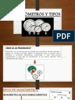 MANÓMETROS Y TIPOS.pptx