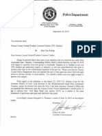 Memo Issued by PDCN on 9-27-19