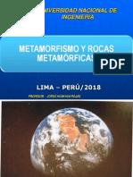 04 Metamorfismo y Rocas Metamorficas Uni Jhr