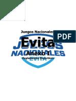 Reglamentos - Reglamentos Deportivos Sub14 a Sub18 JJEE 2018