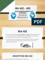 NIA 402 - 450