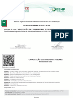 Capacitação de Conselheiros Tutelares-certificado de Participação Clique Aqui! 579