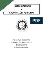 FICHAS DE ACOMPAÑAMIENTO VOCACIONAL