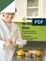 Olam Annual Report Fy18 3 in 1