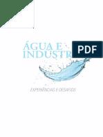 Agua e Industria Experiencias e Desafios