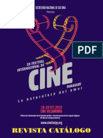 Catálogo Cinefest PY 2019