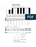PIANO LESSON 1 FOR KIDS
