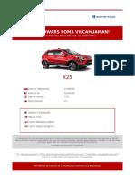Simulador de Financiamiento Vehicular