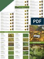 Vegetation Products Web