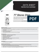 Datasheet 77 Stone Chip 27072009