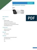 UNV IPC2128LR3-DPF28(40)M-F 4K Mini Fixed Bullet Network Camera V1.0