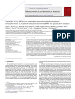 A powder X-ray diffraction method for detection of polyprenylated benzophenones in plant extracts associated with HPLC for quantitative analysis.pdf